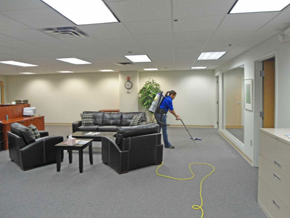 Benefit From Hiring Office Cleaning Services