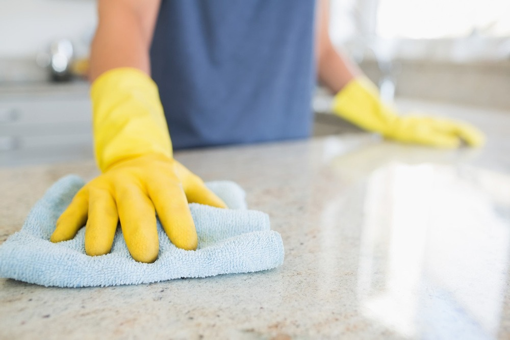 Cleaning Or Disinfecting