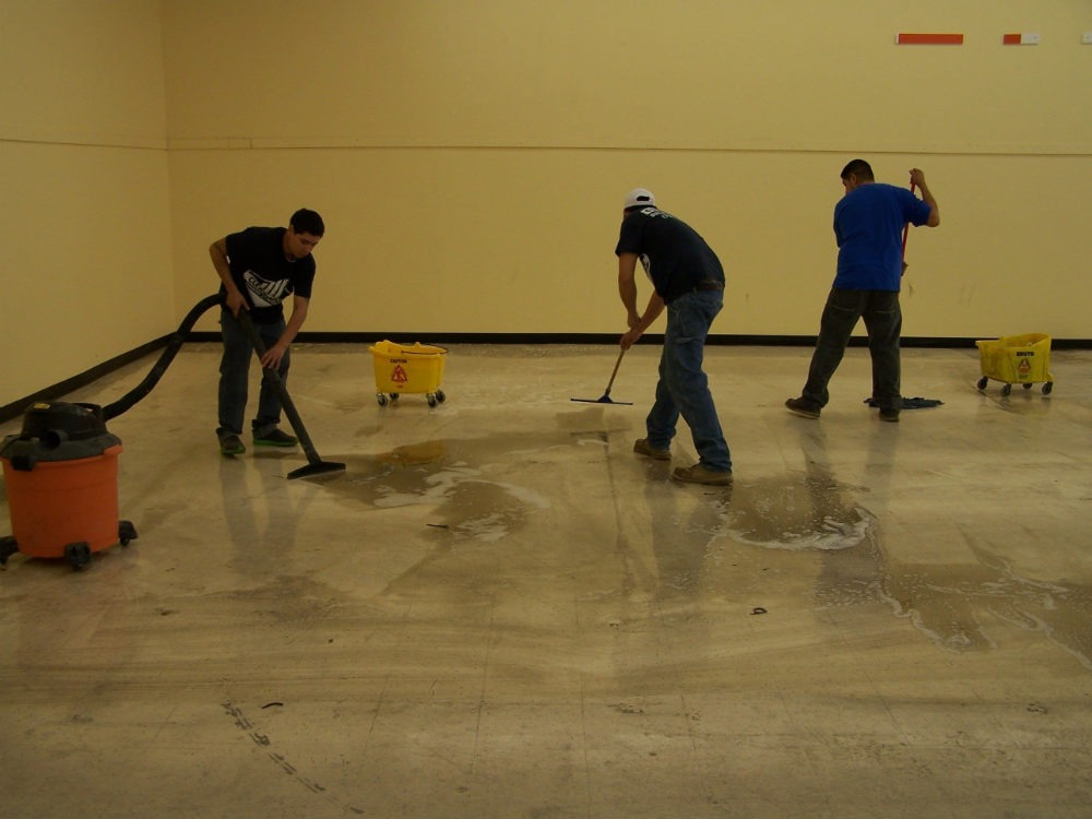 Do Post-Construction Cleaning