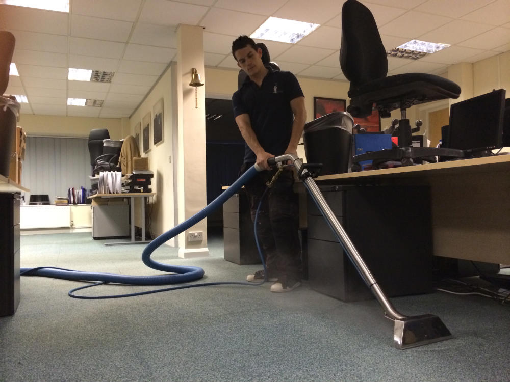 Top Cleaning Secrets Only Professional Commercial Cleaning